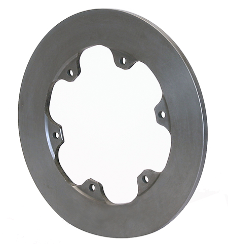 Solid Steel Rotor