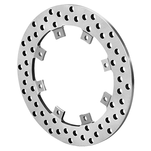 Super Alloy Drilled Rotor Rotors
