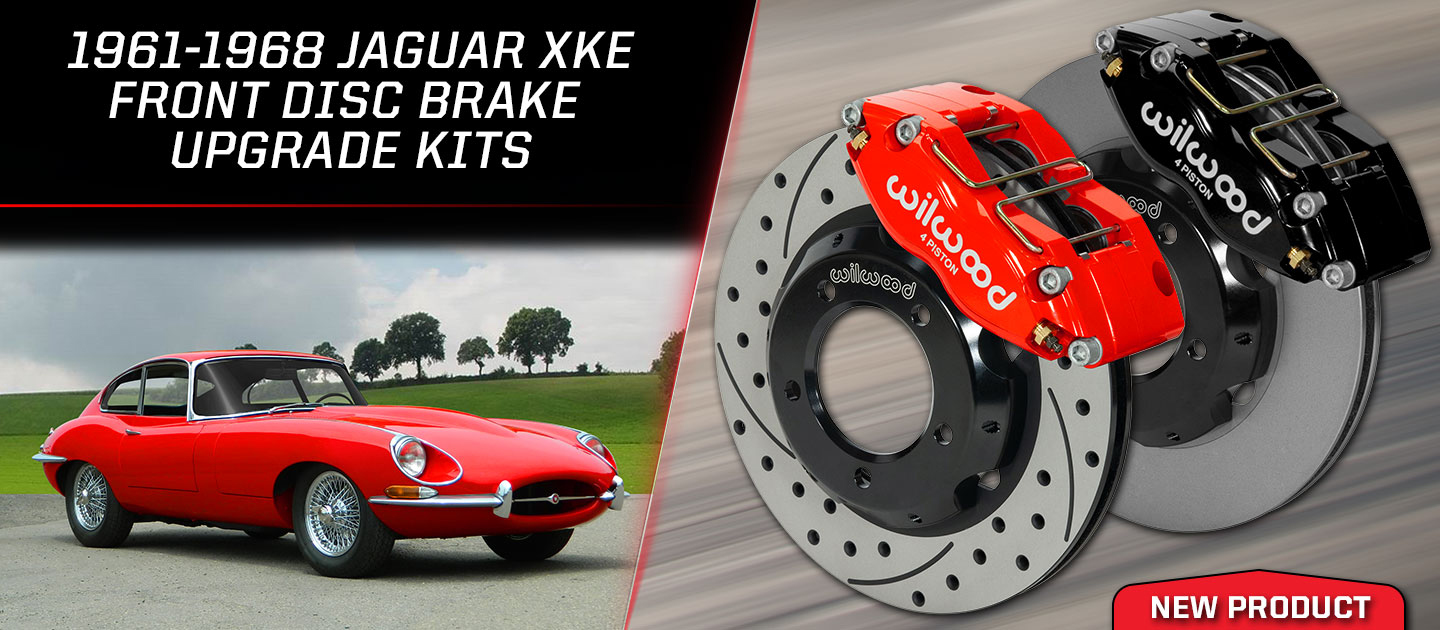 Jaguar XKE Front Brake Kits