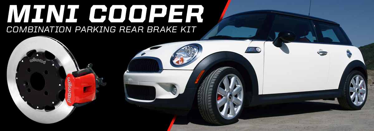 Mini Cooper with Wilwood Brake Kit - slide 4