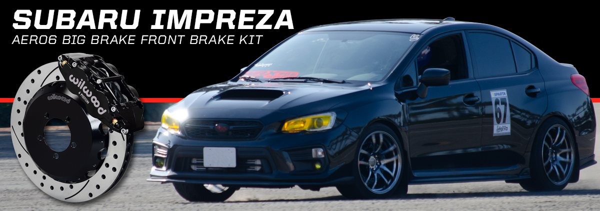 Subaru Impreza WRX using Wilwood Disc Brakes - slide 4