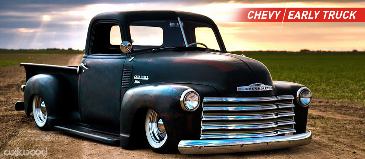 Chevy Trucks with Wilwood Brakes - slide 5
