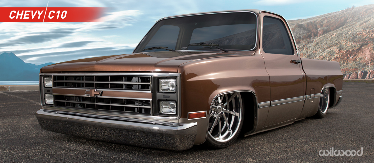 Chevy Trucks with Wilwood Brakes - slide 2