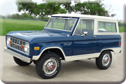 1976-1977 Ford Bronco