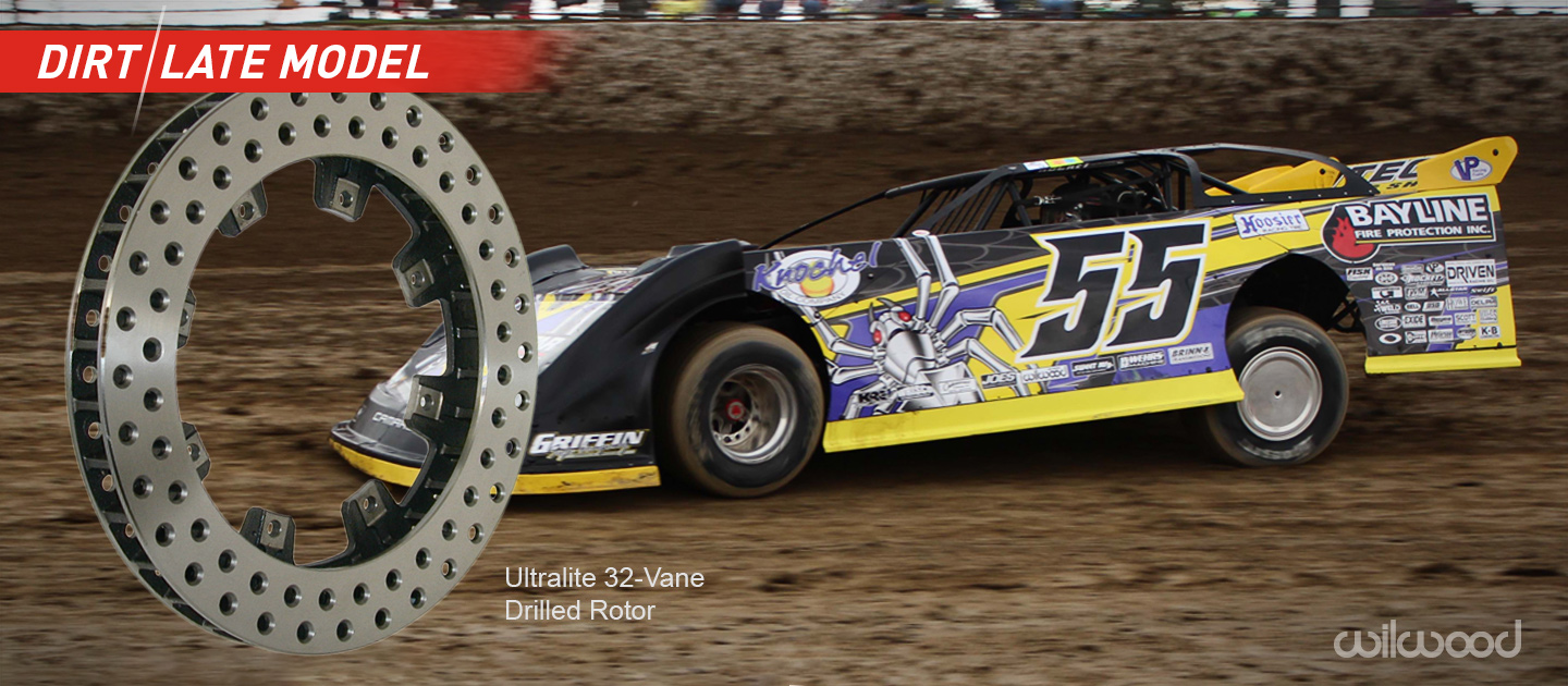 Dirt Late Model Racing #55