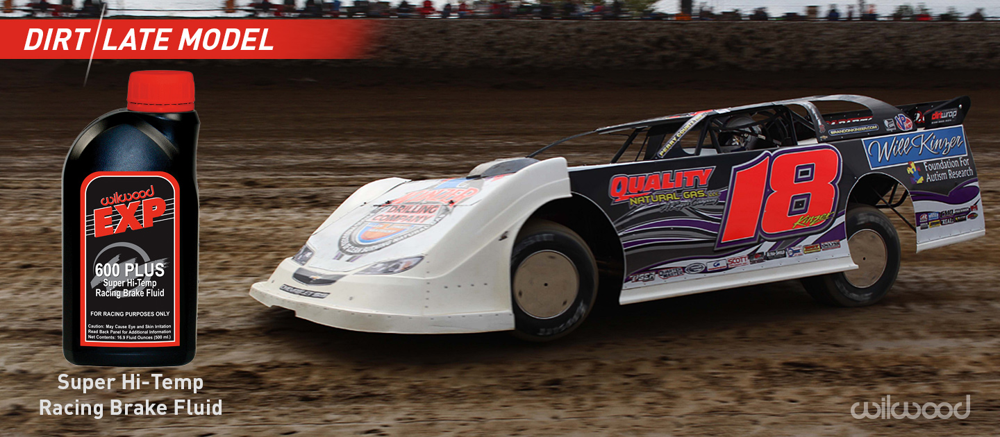 Dirt Late Model Racing #18