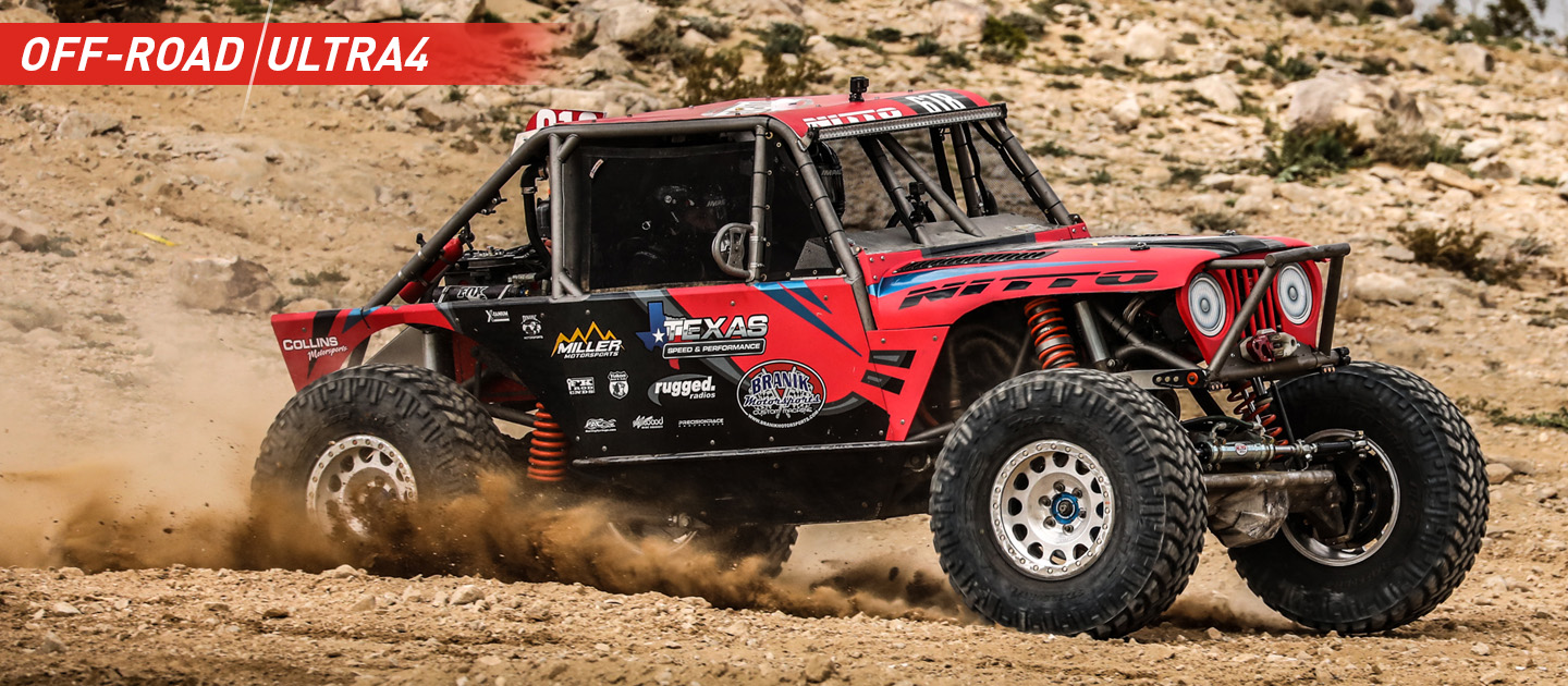 Ultra4 King of Hammers Truck - Miller Motorsport with Wilwood Brakes